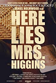 Here Lies Mrs. Higgins Poster