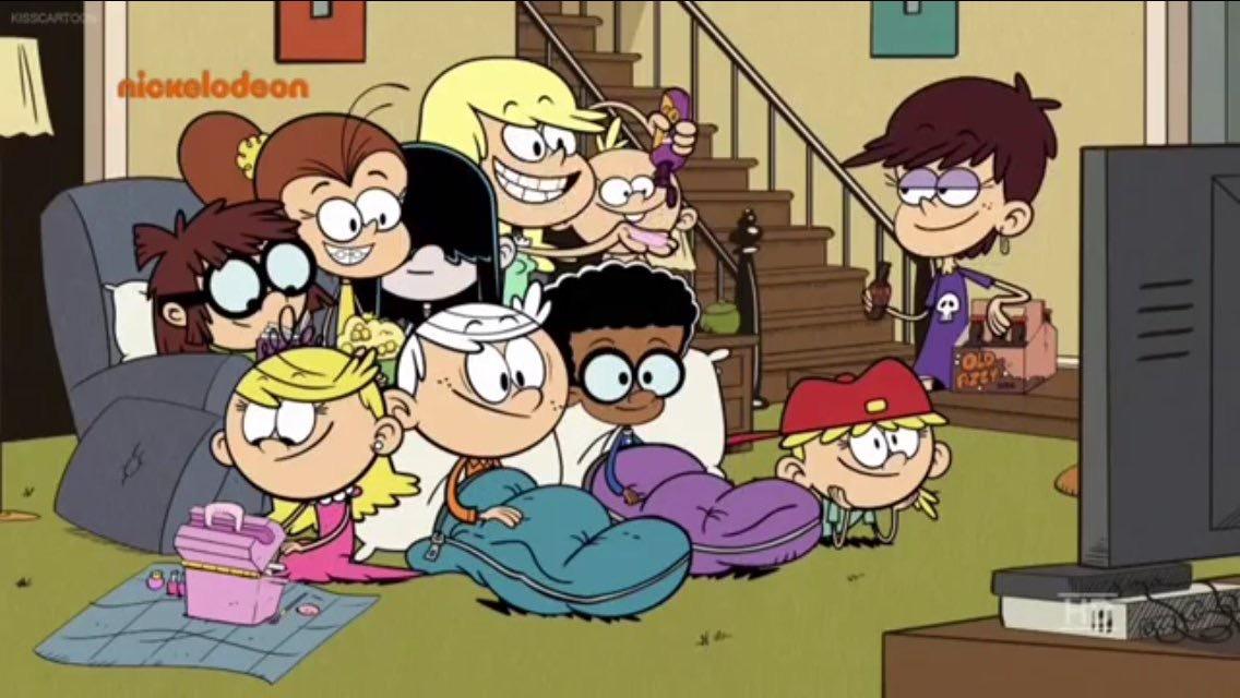 the loud house ties that bind watch cartoon