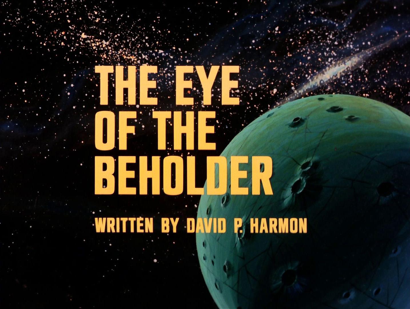 Image result for star trek the eye of the beholder