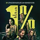 Simone Kessell, Ryan Corr, Matt Nable, Josh McConville, and Abbey Lee in Outlaws (2017)