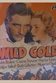 Wild Gold Poster