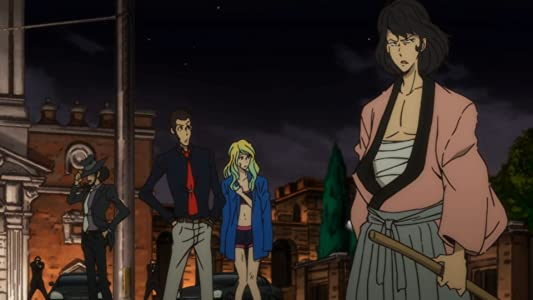 Can you download imovie to pc Lupin III: The Italian Dream: Part 1