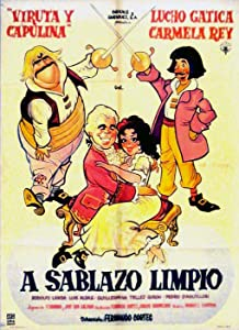 Downloads free full movie A sablazo limpio [480x320]