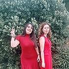 Eleni Anagnostopoulou and Vicky Driva in Adolo Mystiko (2021)
