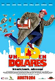 A Trouble in Dollars Poster