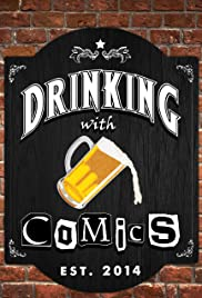 Drinking with Comics Poster