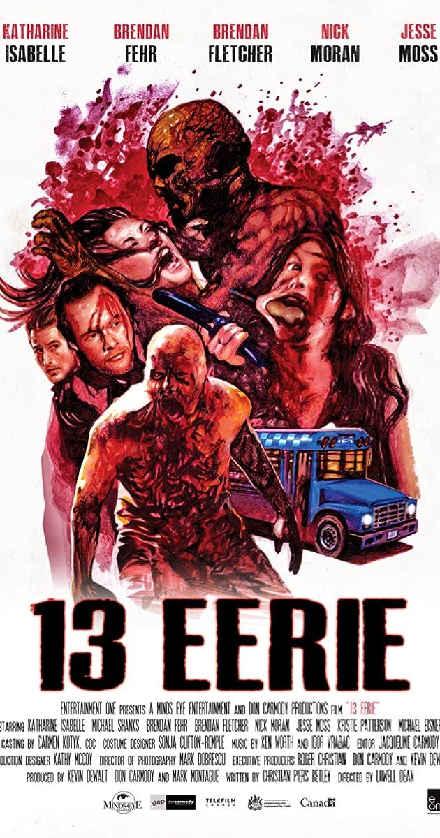 Subtitle of 13 Eerie
