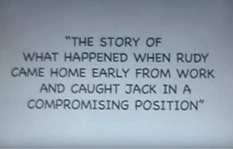 Movie watching The Story of What Happened When Rudy Came Home Early from Work and Caught Jack in a Compromising Position Canada [640x352]