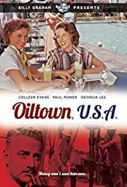 Oiltown, U.S.A. Poster
