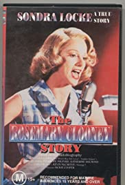 Rosie: The Rosemary Clooney Story Poster