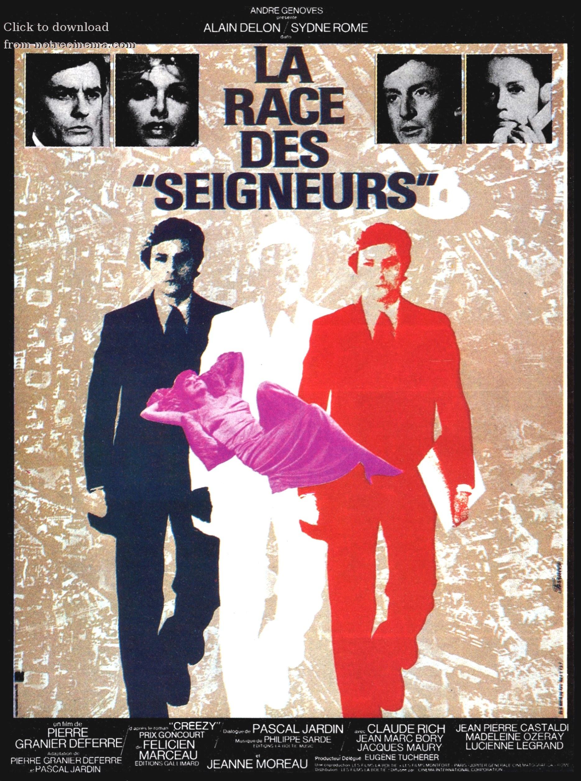 GITAN ALAIN TÉLÉCHARGER FILM DELON GRATUIT LE