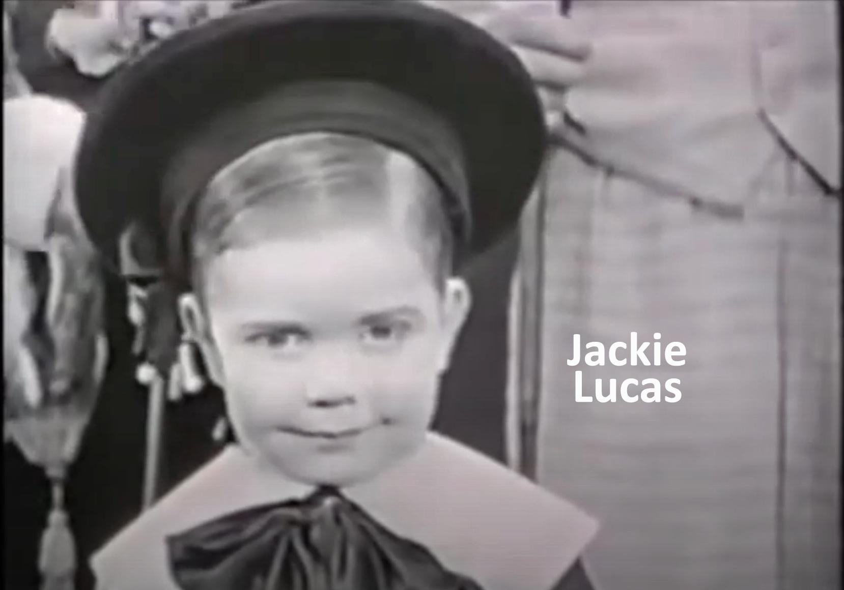 Jackie Lucas in The Hollywood Kid (1924)