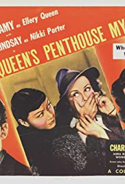Ellery Queen's Penthouse Mystery Poster
