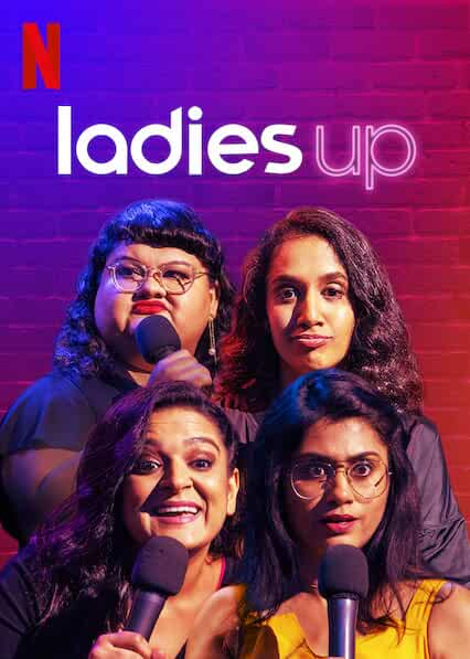 Ladies Up (2020) S01 Hindi Complete NF Series 720p HDRip 450MB