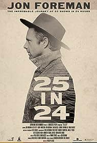 Jon Foreman in 25 IN 24 (2018)