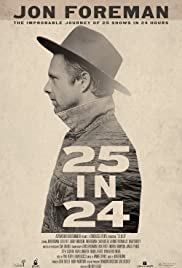 25 IN 24 Poster