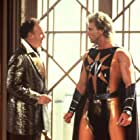 Gene Hackman and Mark Pillow in Superman IV: The Quest for Peace (1987)