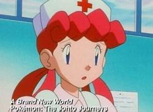 Pokemon: The Johto Journeys - A Brand New World!