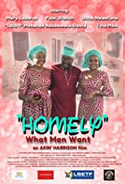 Homely: What Men Want Poster