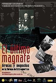 El último magnate Poster