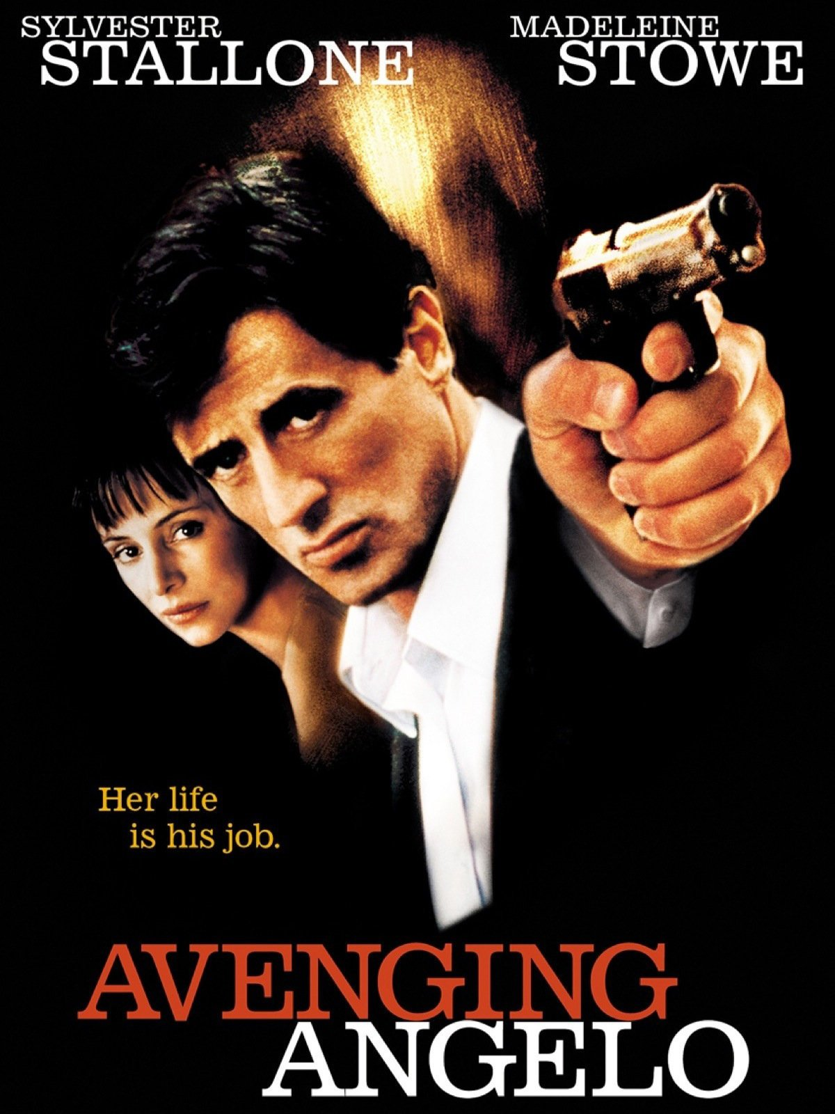 Sylvester Stallone and Madeleine Stowe in Avenging Angelo (2002)