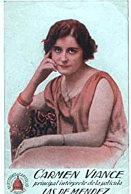 Carmen Viance in Las de Méndez (1927)