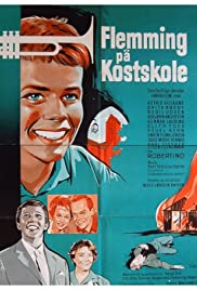 Flemming på kostskole Poster