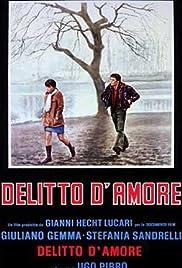 Delitto d'amore(1974) Poster - Movie Forum, Cast, Reviews
