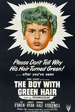 The Boy with Green Hair 1948 13