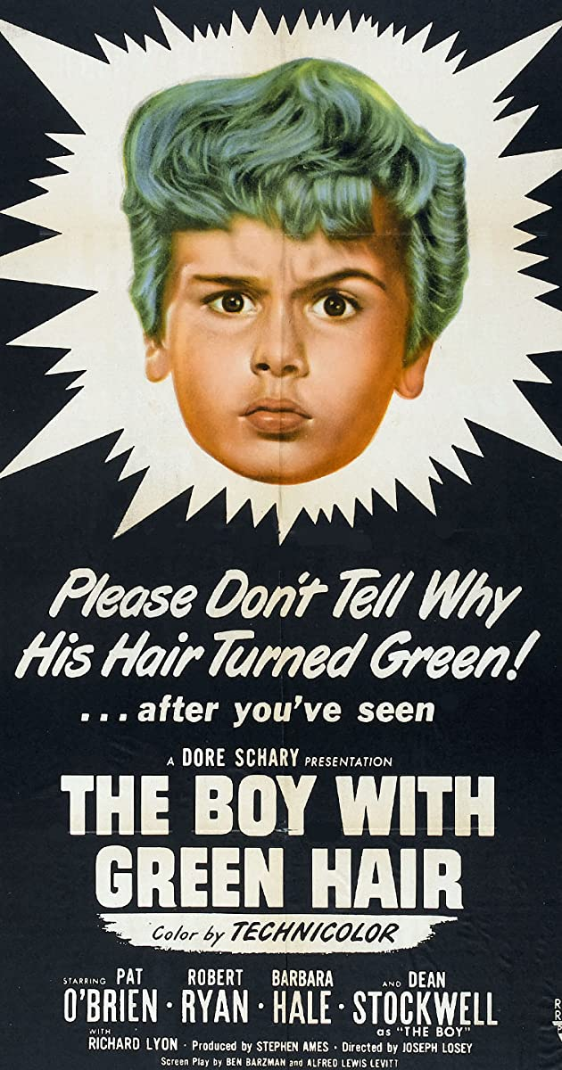 The Boy With Green Hair 1948 Imdb