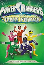 Primary image for Power Rangers Time Force