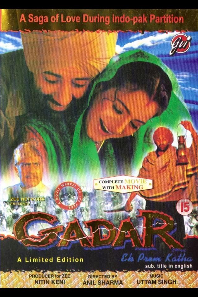 gadar ek prem katha 2001 hindi movie download