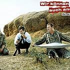 Konstantin Kotljarov, Horst Krause, and Joachim Król in Wir können auch anders... (1993)