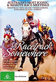 A Racetrack Somewhere Poster