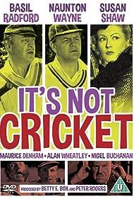It's Not Cricket (1949)