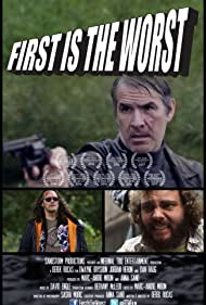 Dwayne Bryshun, Jordan Heron, and Daniel Lewis Haug in First is the Worst (2016)