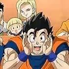 Miki Itô, Takeshi Kusao, Masako Nozawa, Masaharu Satô, and Mayumi Tanaka in Dream 9 Toriko x One Piece x Dragon Ball Z Super Collaboration Special!! (2013)