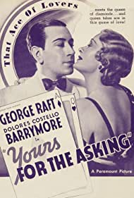 Dolores Costello and George Raft in Yours for the Asking (1936)