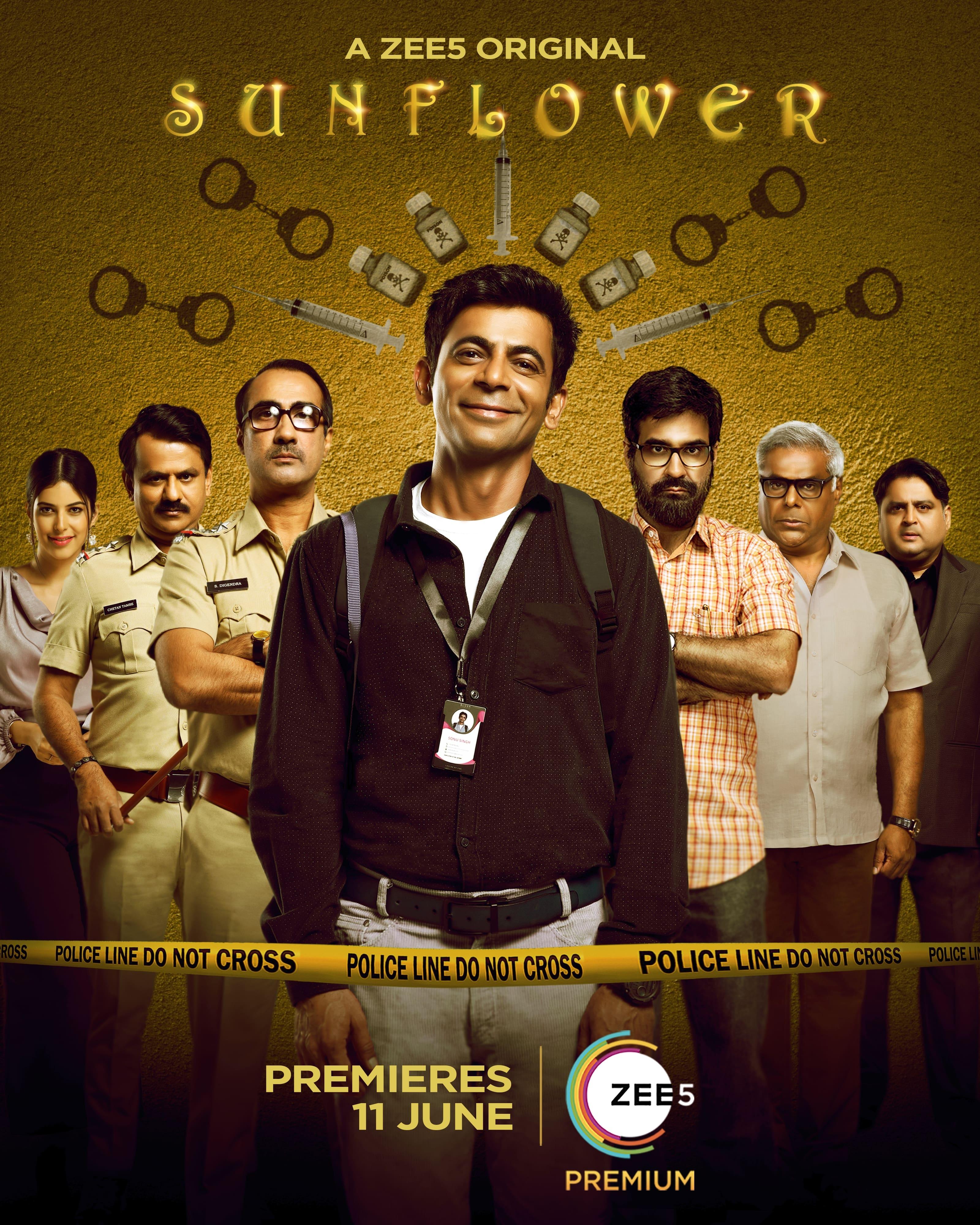 SUNFLOWER (2021) S01 Hindi Complete ZEE5 Originals Web Series 480p HDRip ESubs 800MB Download