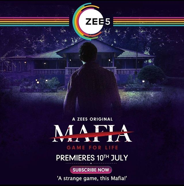 Mafia (2020) Zee5 Hindi S01 Complete 1080p ESubs DL