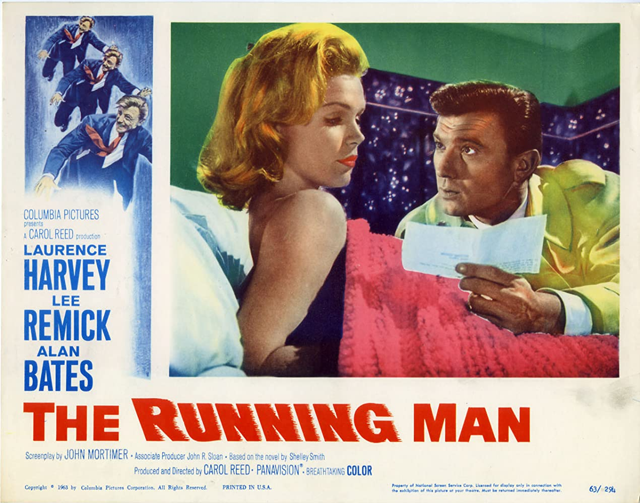Image result for photos of Remick and Harvey in The Running Man