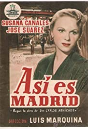 Así es Madrid Poster