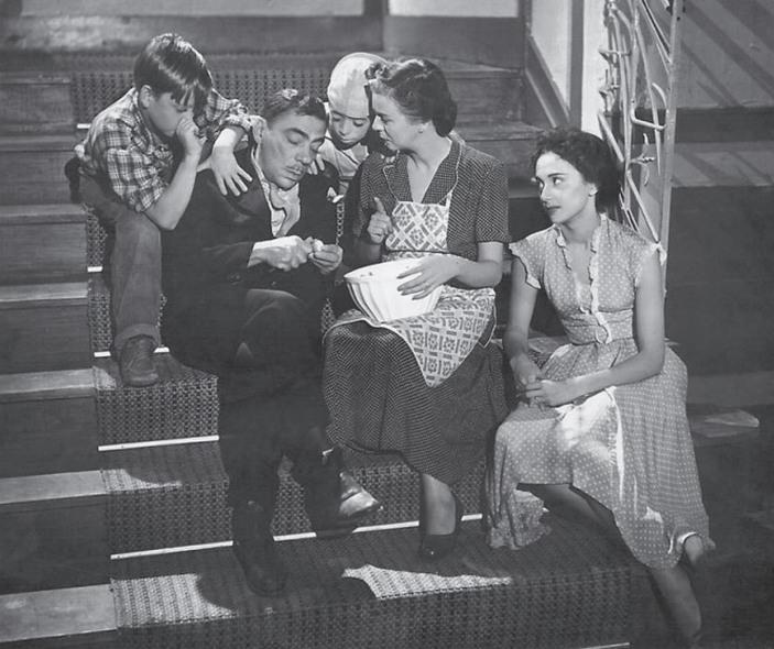 Procópio Ferreira and Eva Wilma in O Homem Dos Papagaios (1953)