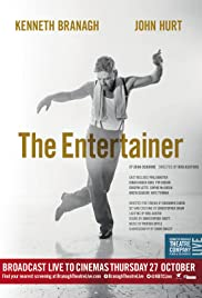 Branagh Theatre Live: The Entertainer Poster