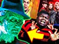 """9 of the best Freddy Krueger themed songs to brighten your nightmares in hues of red and green. That screeching sound you hear? It's either Freddy dragging his Ringer knives across some metal in his spooky boiler room, or it's some neighborhood alley cats reacting to the high notes in """"Dream Warriors."""""""