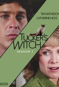 Tim Matheson and Catherine Hicks in Tucker's Witch (1982)