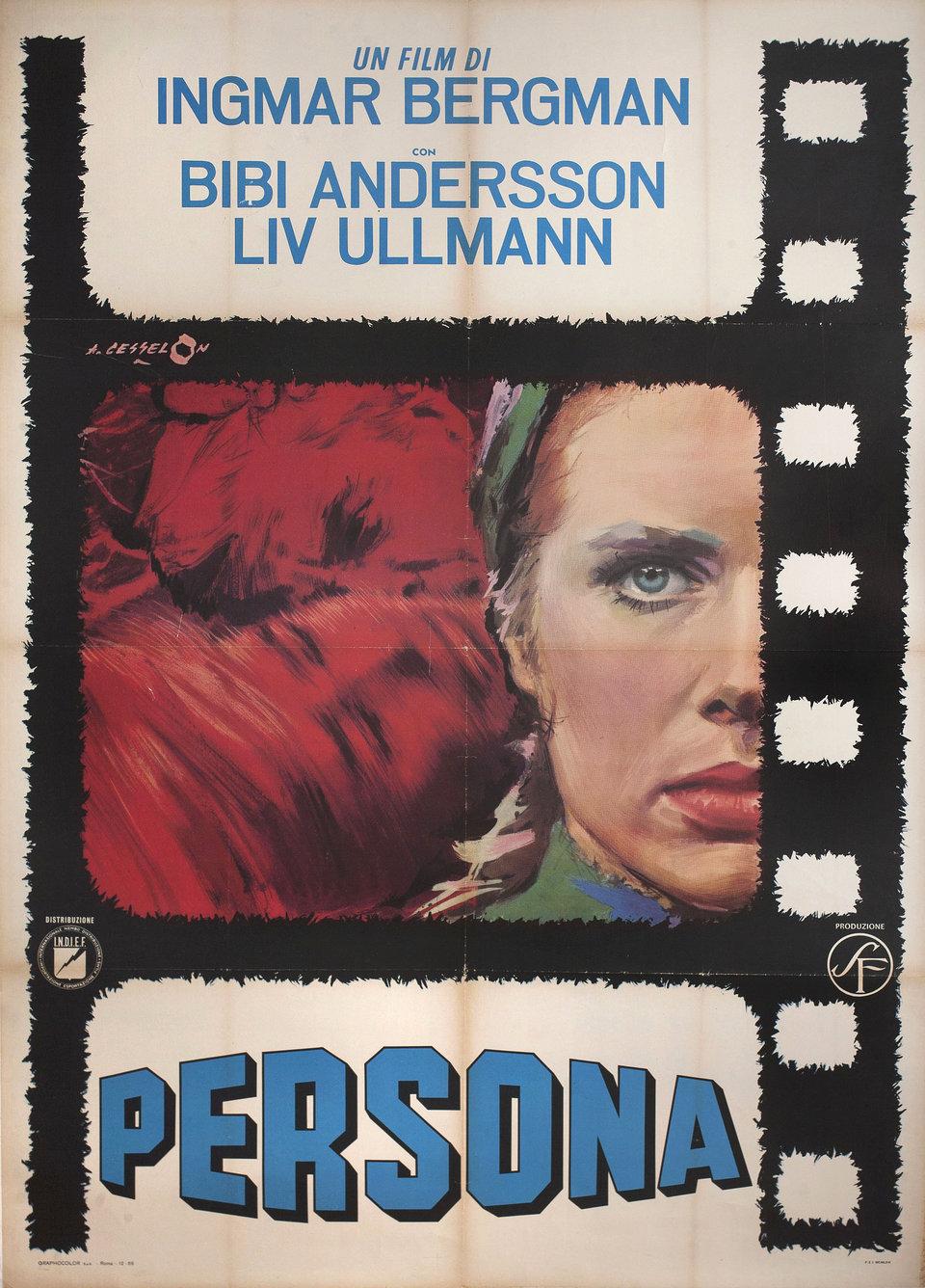 Persona (1966) BluRay 720p & 1080p