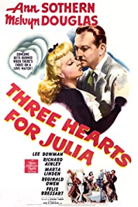 Three Hearts for Julia by Compton Bennett