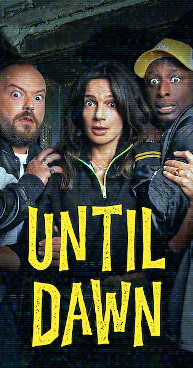 Until Dawn Cast