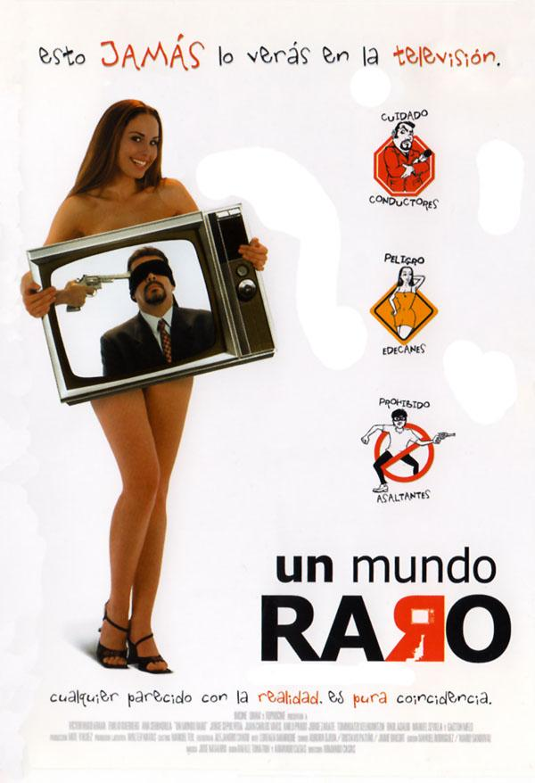 Ana Serradilla in Un mundo raro (2001)